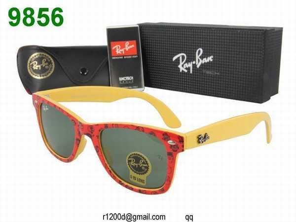 lunette ray ban a vendre